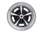 Wheel Magnum 500 Gloss Black 17x8  - Legendary Wheel Co.