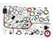 Complete Wiring Harness Kit Classic Update Series 1967 - 1968  - American Autowire