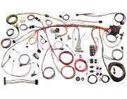 Complete Wiring Harness Kit Classic Update Series 1970 - American Autowire