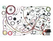 Complete Wiring Harness Kit Classic Update Series 1971 - 1973 - American Autowire